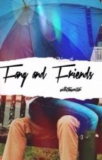 Fang and Friends||Third book in the Green Spawns series|| by willithewriter