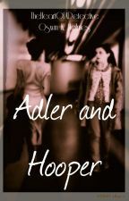 Adler and Hooper (BBC Sherlock) by TheHeartOfADetective