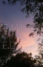 TEAM  e.d. by depressedsher