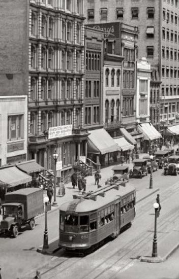 1924, New York City
