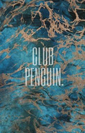 CLUB PINGUIN. by YOONPIOLA