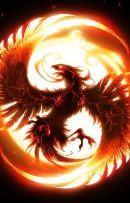 Phượng hoàng lửa Phoenix.