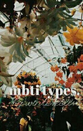 mbti types. by wintrfells