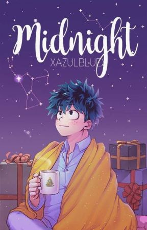 midnight; katsudeku🎄 // one-shot ⇢ especial navidad. by xAzulBluex