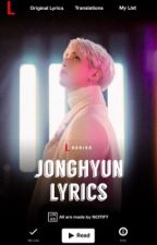 jonghyun lyrics ミ ᴮ¹ by NCITIFY