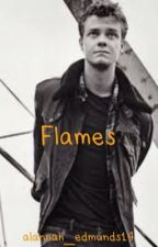 flames, (marvel the hunger games) by alannah_edmunds14