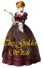 The Golden Witch by FaerieWarrior87