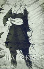 La hija de kakashi  by BlackShadow6980