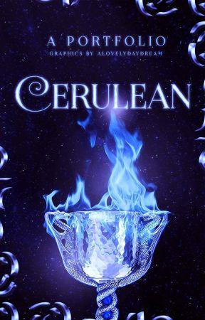 Cerulean (A Graphics Portfolio) by aLovelyDaydream