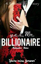 Yes, Mr Billionare by Reiinah76