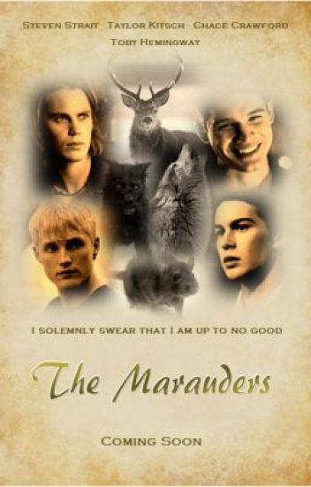 The Girl That Changed The Marauder's Life (A Marauder Fan Fiction)