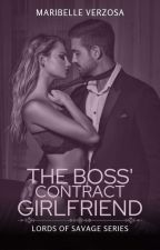 The Boss' Contract Girlfriend by MaribelleVerzosa