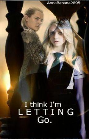 I think I'm letting go [Third book] + [Legolas Greenleaf] by Annabanana2895