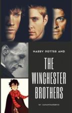 Harry Potter and the Winchester Brothers by SamanthaPerry0