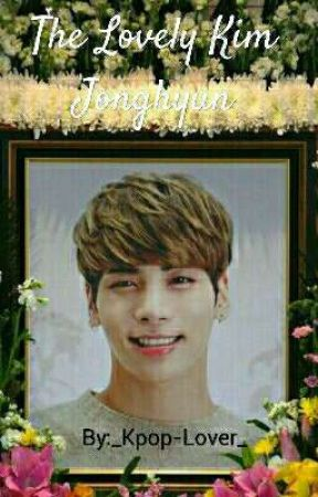 The Lovely Kim Jonghyun Of SHINee  by _Kpop-Lover_