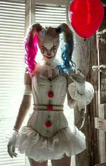 Mach made in hell (heaven) Pennywise FanFic