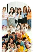 100% LOVE Featuring SEVENTEEN AND PRISTIN  by da5roses2017