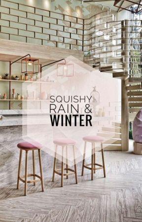 [MarkChan Series] Squishy Winter & Rain by lynne_tn