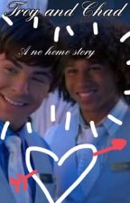 Troy and Chad: A no homo story by lilpeepmyloveRAWRXD