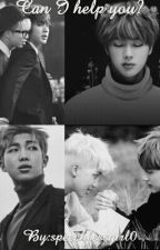 Can I help you?/Namjin/ by speechlessgirl0