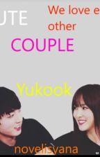 Cute Couple || Yukook  2 by novelisyana
