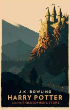 Хогвартс читает книги про Гарри Поттера [1] by amelia_larina