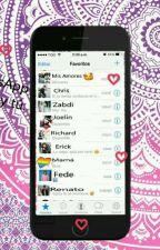 Whatsapp CNCO y tú. ❤ by iamvickic