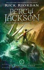 LEYENDO PERSEPHONE JACKSON: el ladrón del rayo. by anotherblack_