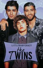 The Twins || Ziam Mayne/Rodgiam Mayne  by LittleBabyCrazy