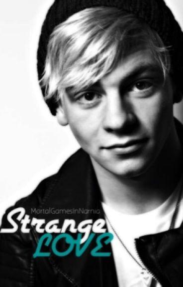 Strange Love (A Gay Ross Lynch fanfiction)