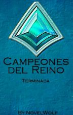 Paladins- Campeones del Reino by NovelWolf