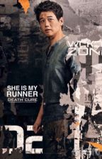 She's My Runner: The Death Cure | Minho | TMR by vaysongaldames