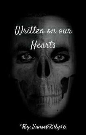 Written on our Hearts by SunsetLily16