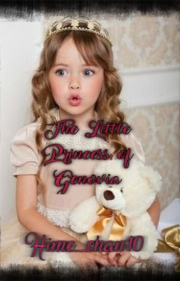 The Little Princess of Genovia [ The Princess Diaries Fanfic]