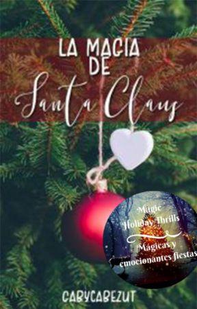 La magia de Santa Claus by gabycabezut