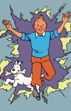 Tintin and the Heart of Stone by muserice