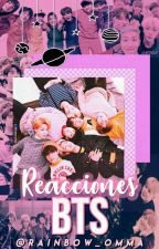 Reacciones BTS 💖🐭 #CI by rainbow_omma
