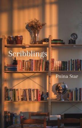 //random scribblings// by PninaStar