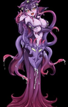 Octopus girl anime