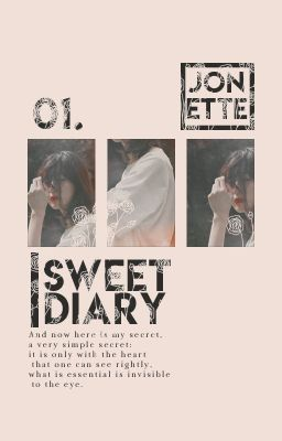 [ fanfic u23; vi; full] sweet diary.