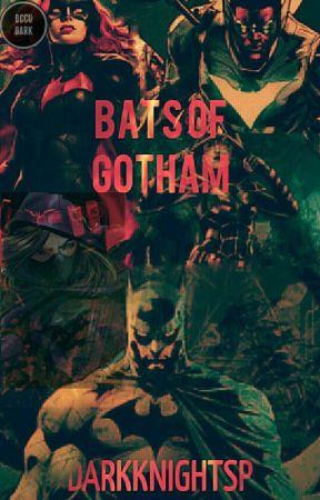 Bats of Gotham by DarkKnightSP