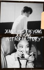 Jennie & Taeyong instagram history by whitefam_