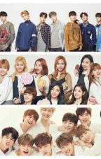 COUPLE (Stray Kids x Twice x Wannaone) Season 2 by indridviolet