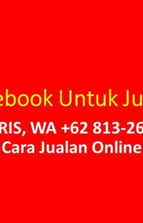 Pasti Laris Wa 62 813 2654 4975 Cara Jualan Online Di