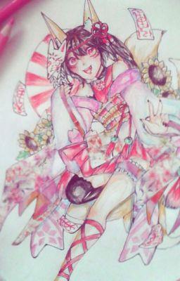 ~ ☆ ☆ INARI'S ARTBOOK ☆ ☆ ~