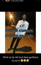 Hommage à toi Almamy camara by PipiLOup