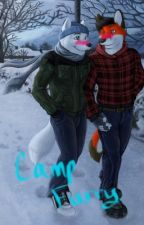 Camp Furry by Ronny_RedFoxx