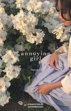 annoying girl ― ❝wenyeol❞ by sunfloey