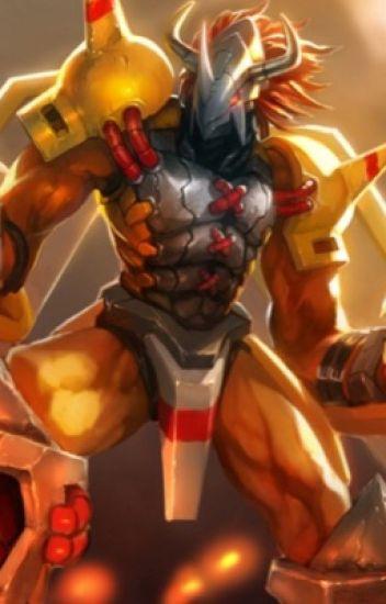 A Dragon Killer (High School DxD X Male Reader Half Digimon
