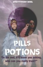 Pills, Potions. | David Brewster, Jr Fanfiction. by personalxkey